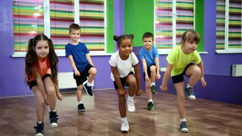 6 Ways for Children to Exercise During COVID-19